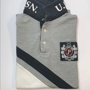 US POLO ASSN 125th Anniversary Polo SLIM FIT XL